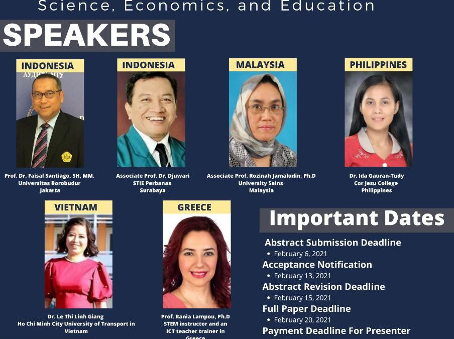 International Conference on Law. Social Science. Economics and Education